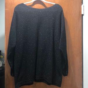 Black Sweater - JJill